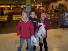 Einkaufstraining im Supermarkt