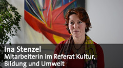 Video-Interview Ina Stenzel