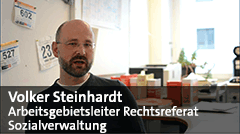 Video-Interview Volker Steinhardt