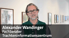 Video-Interview Alexander Wandinger