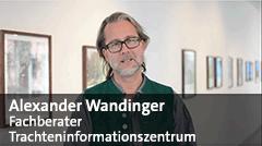 Externer Link: Alexander Wandinger Alexander Wandinger