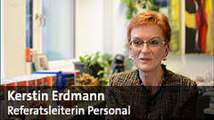 Video-Interview Kerstin Erdmann