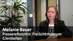 Video-Interview Melanie Bauer