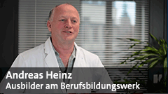 Video-Interview Andreas Heinz