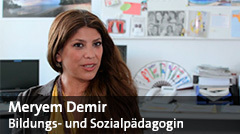 Video-Interview Meryem Demir