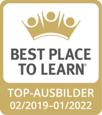 Best Place to Learn - Zertifizierungssiegel 2016 - 2019