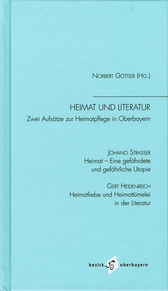 Strasser / Heidenreich: Heimat und Literatur