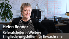 Externer Link: Interview Helen Renner Interview Helen Renner