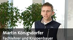 Interview Martin Königsdorfer