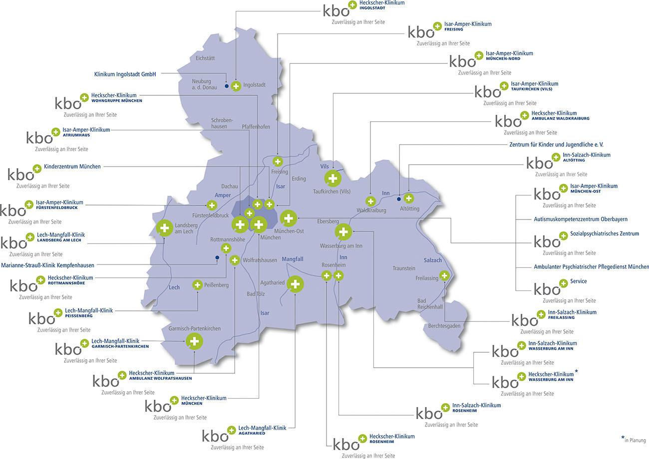 psychiatrische institutsambulanzen bezirk oberbayern
