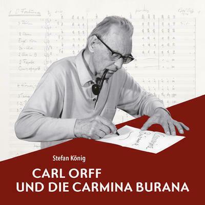 Titelseite des Broschüre mit Titel und Foto des Komponisten