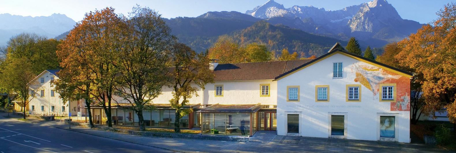 Schnitzschule Garmisch