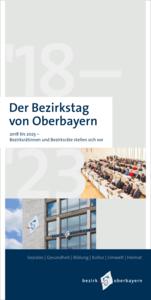 Titelbild Bezirkstag von Oberbayern