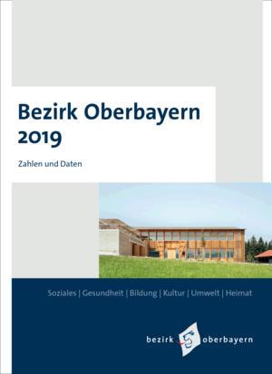 Bezirk Oberbayern - Zahlen und Daten