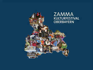 ZAMMA - Kulturfestival Oberbayern - Cover