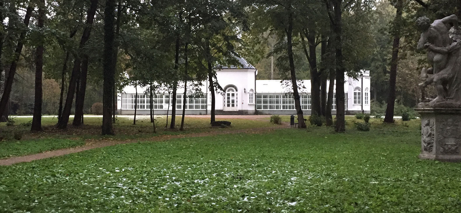 Schafhof Transfer Oronsko Orangerie
