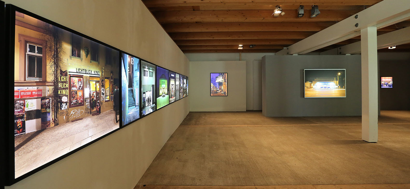Richard Thieler: Kino, Schafhof 2016
